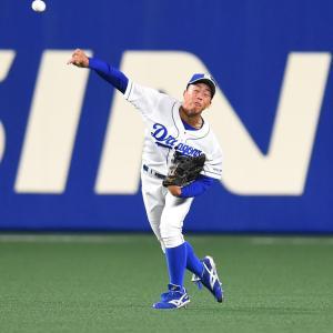 山崎武司も「ちょっとこれはいいぞ」