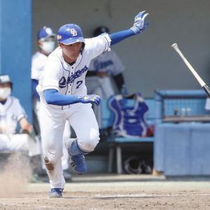 石川昂弥、1軍再昇格へ前進!