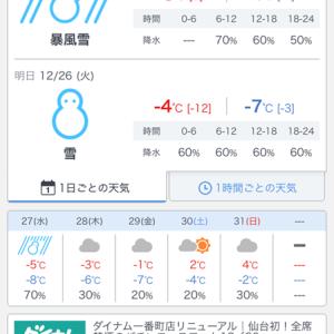 2017-2018年越し北海道ツーリング 4日目