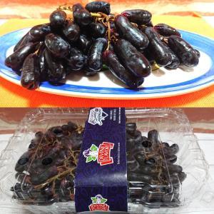 コストコのフルーツ「ブラックシードレスグレープ」がすごく美味しい!その特徴と味とは…