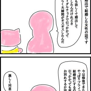 【小ネタ】ブライダルチェック