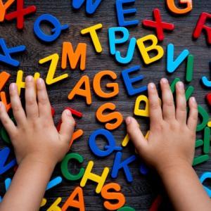 《英語育児》「英語辞書」を使った言葉当てクイズでボキャブラリーを増やす♪