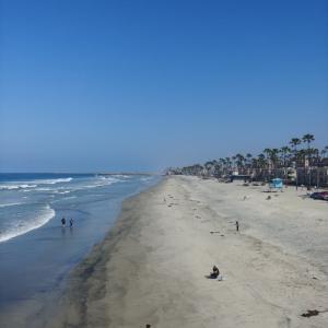 カリフォルニアを降りる人々