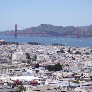 私だけのサンフランシスコ