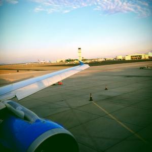 アリゾナへ~空編