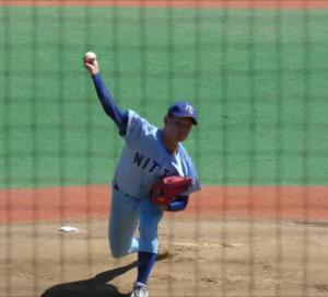 【首都大学野球】日体大vs東海大 観戦レポート