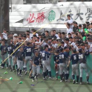 【関甲新学生野球】上武大学vs白鷗大学の最終決戦直接対決は気迫溢れる戦いで最後は興奮と感動の渦へ!