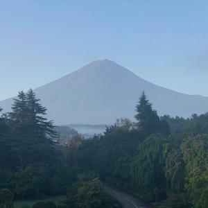 2020/08/29 土 河口湖 富士山バッチリ タイムラプスも