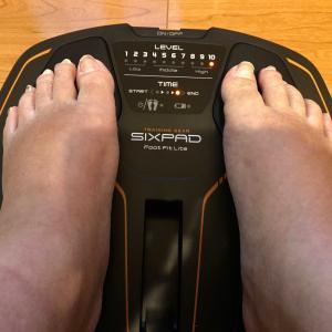 2021/06/28 月 SIXPAD Foot Fit Lite 買っちゃった