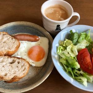2021/07/17 土 朝食摂るようになりました