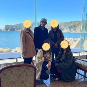 2021/10/24 日 千葉鴨川ホテル三日月