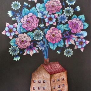 19-248 WILD FLOWERS - 47