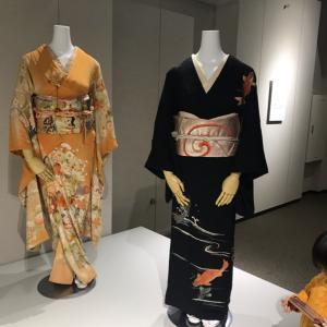 The kimono 展 @ 京都経済センター