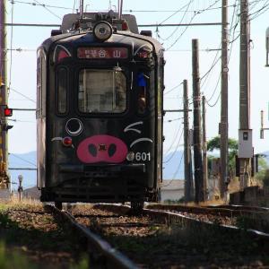 【空から撮った鉄道】日本最南端を行く路面電車 移転した車庫の記録