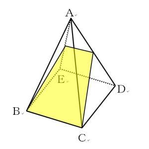 【立体図形】断頭三角柱の体積の求め方