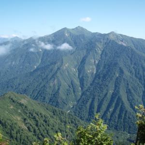 谷川岳に行って来ました。