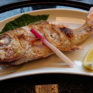 日本料理 胡蝶で食事