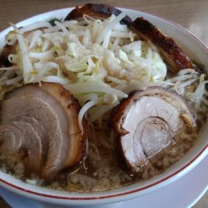 「ラーメンのろし」のチャーシュー麺