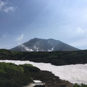 旭岳トレッキング