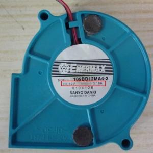 最近マウスを使っていると手汗でべたつくので、EnerMax BFM001 ブロアーファンで手元を冷やしてみました。