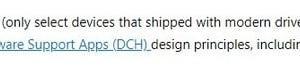 Windows 11 のCPU適合条件についての不思議