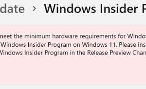 Windows 11 Insider Preview Dev チャンネルがアップデートされなくなったので、Windows 10 に戻すことにしました。