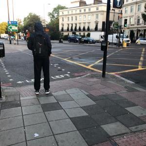 ロンドン芸術巡り⑤【トラファルガー広場、コヴェントガーデン、マンマ・ミーア!】