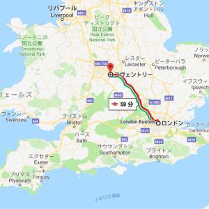 イギリス・コヴェントリー歴史巡り①【ゴディバ夫人、コヴェントリー大聖堂爆撃】