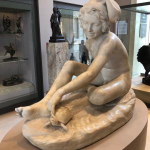 パリ芸術巡り24【ルーヴル美術館⑻ フランス彫刻】