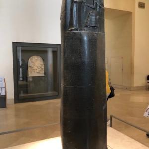 パリ芸術巡り30【ルーヴル美術館14 古代美術、王の居室】