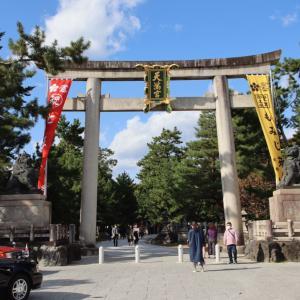 秋の京都巡り②【北野天満宮、龍安寺】