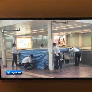 ドイツのTVの台風19号報道