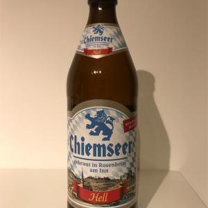 ドイツビール開拓 Chiemseer Hell(キームゼーアー・ヘル)