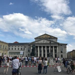 ミュンヘンでのデモ