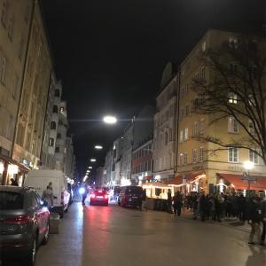 ドイツのコロナでの金曜夜