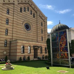 シナゴーグ/ Dohany street Synagogue & Hungarian Jewish Museum