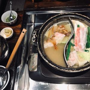 ★八幡 はちまん  /  薩摩郷土料理、しゃぶしゃぶのお店。