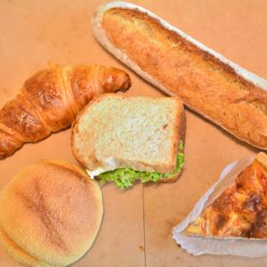 ★le cadeau ル カドー / 下竜尾町、絶品クロワッサンとキッシュのあるパン屋さん