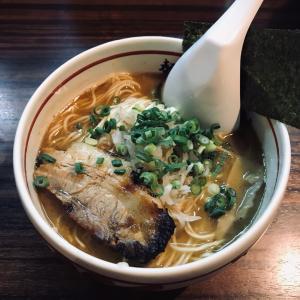 ★麺歩 バガボンド 本店 / 麺歩武蔵系。豚骨魚介ラーメン。
