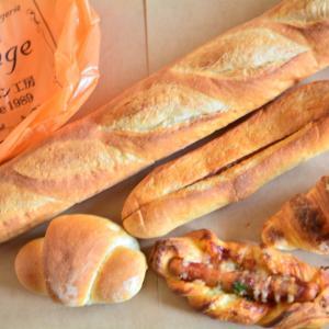 ★オレンジベーカリー / 1989年創業、高麗町のパン屋さん