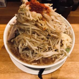 ★麺や 久二郎  / 二郎インスパイア系ラーメン。