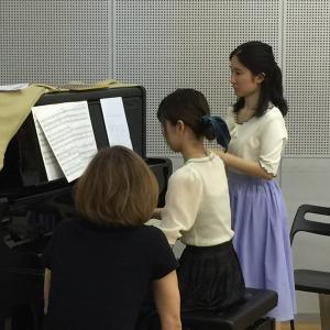 ワークショップ併設 ピアノ講座について