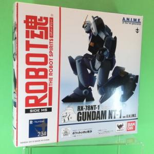 ROBOT魂 ver. A.N.I.M.E. ガンダムNT-1(アレックス)レビュー