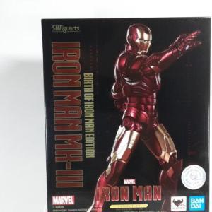 TAMASHII Features 2020開催記念商品 S.H.Figuarts アイアンマンマーク3《Birth of Iron Man》EDITION レビュー