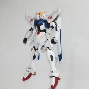 ROBOT魂 <SIDE MS> ガンダムF91 EVOLUTION-SPEC レビュー