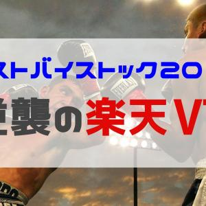 【ベストバイストック2019】逆襲の楽天VTI