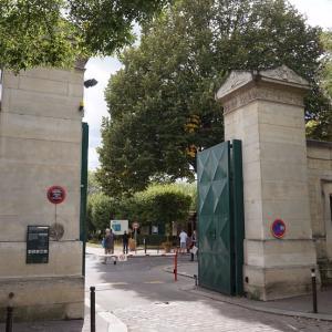 【パリ】著名人が眠るモンパルナス墓地、カルティエ財団現代美術館2017年9月1日
