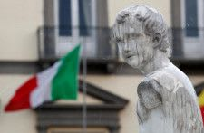 国際・科学 イタリア、英国からの入国者に自主隔離義務付け 変異株懸念