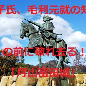 尼子氏、毛利元就の知略の前に破れ去る!「月山富田城」