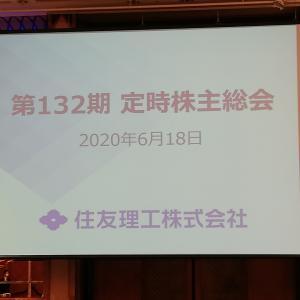 今週の株主総会(2020.6.18)~住友理工(5191)~